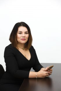 Татьяна Колосунина, вице-президент по маркетингу Электрощит Самара